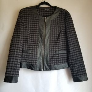 For Cynthia Zippered Jacket